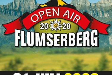 Flumserberg Open Air 2021 Programm